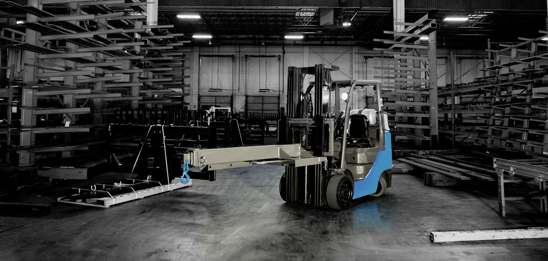 OEA Forklift hero