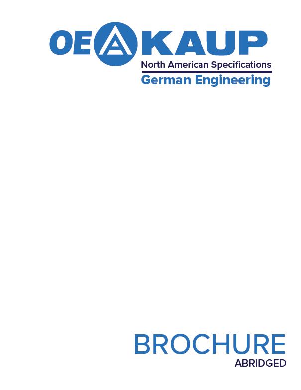 OEAttachments Brochure
